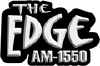 logo for The Edge WURP 1550 AM, home of On The Menue