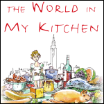 The World in My Kitchen, by Colette Rossant